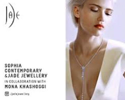 Sophia Contemporary & Jade Jewellery